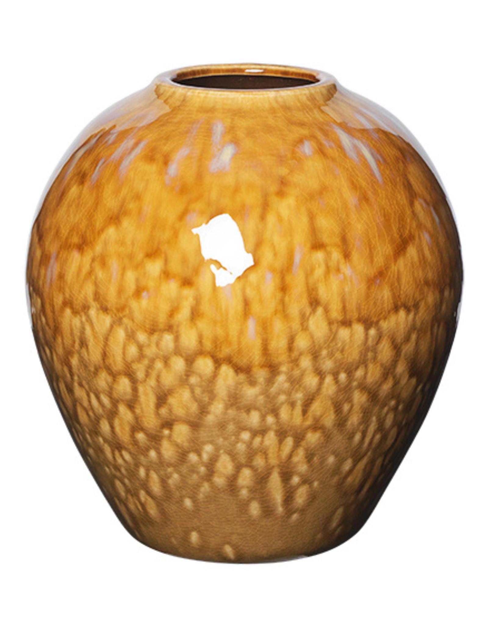 broste copenhagen Vase Ingrid M apple