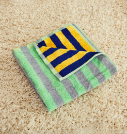 Dusen dusen Dusen Dusen Hand towel Opal stripe