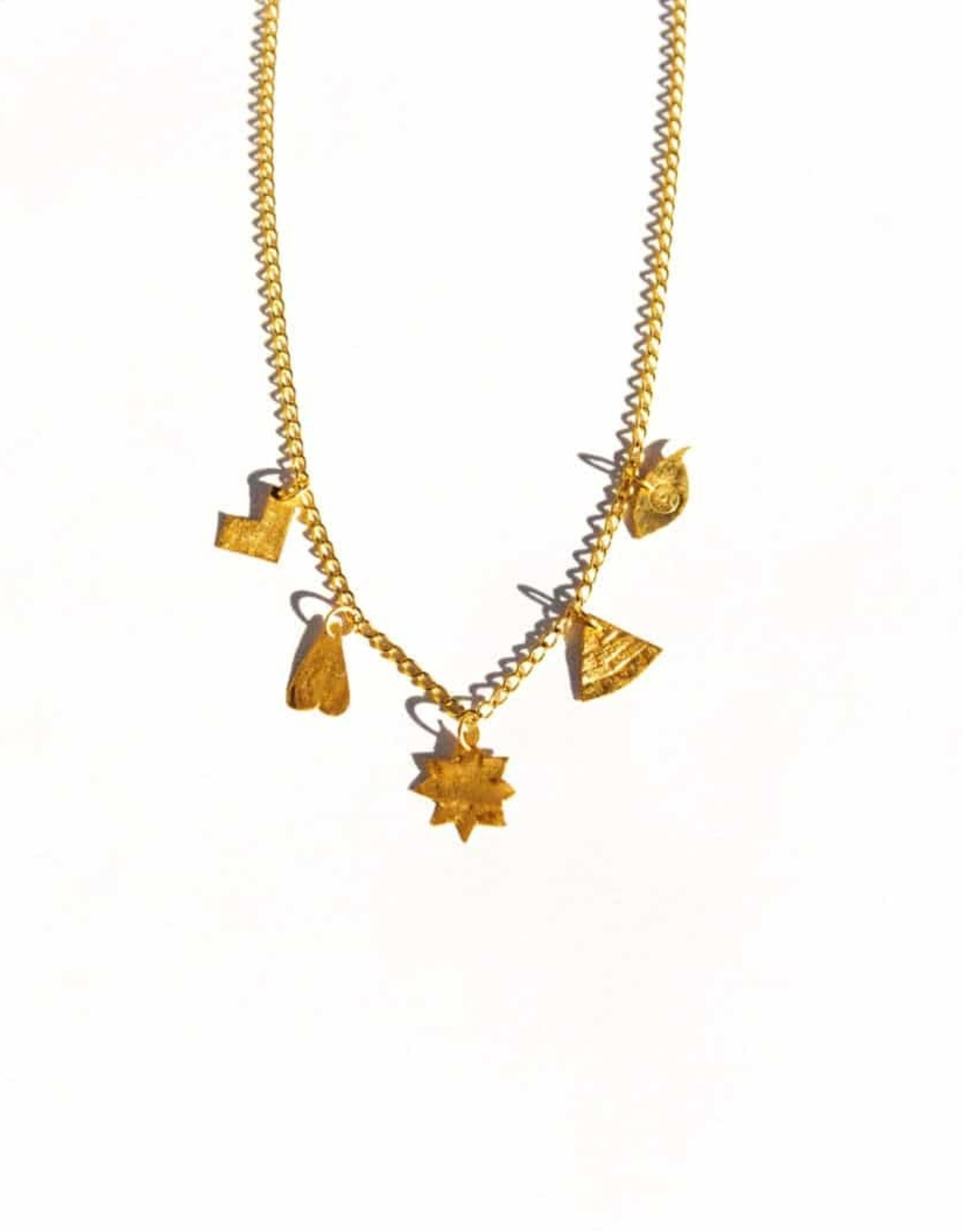 Après Ski Beyaz necklace
