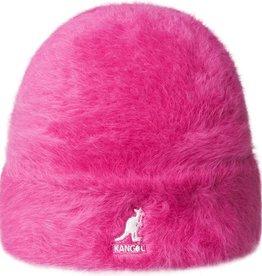 kangol Furgora cuff beanie pink