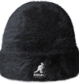 kangol Furgora cuff beanie black