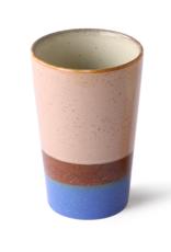 HK Living 70's tea mug sky