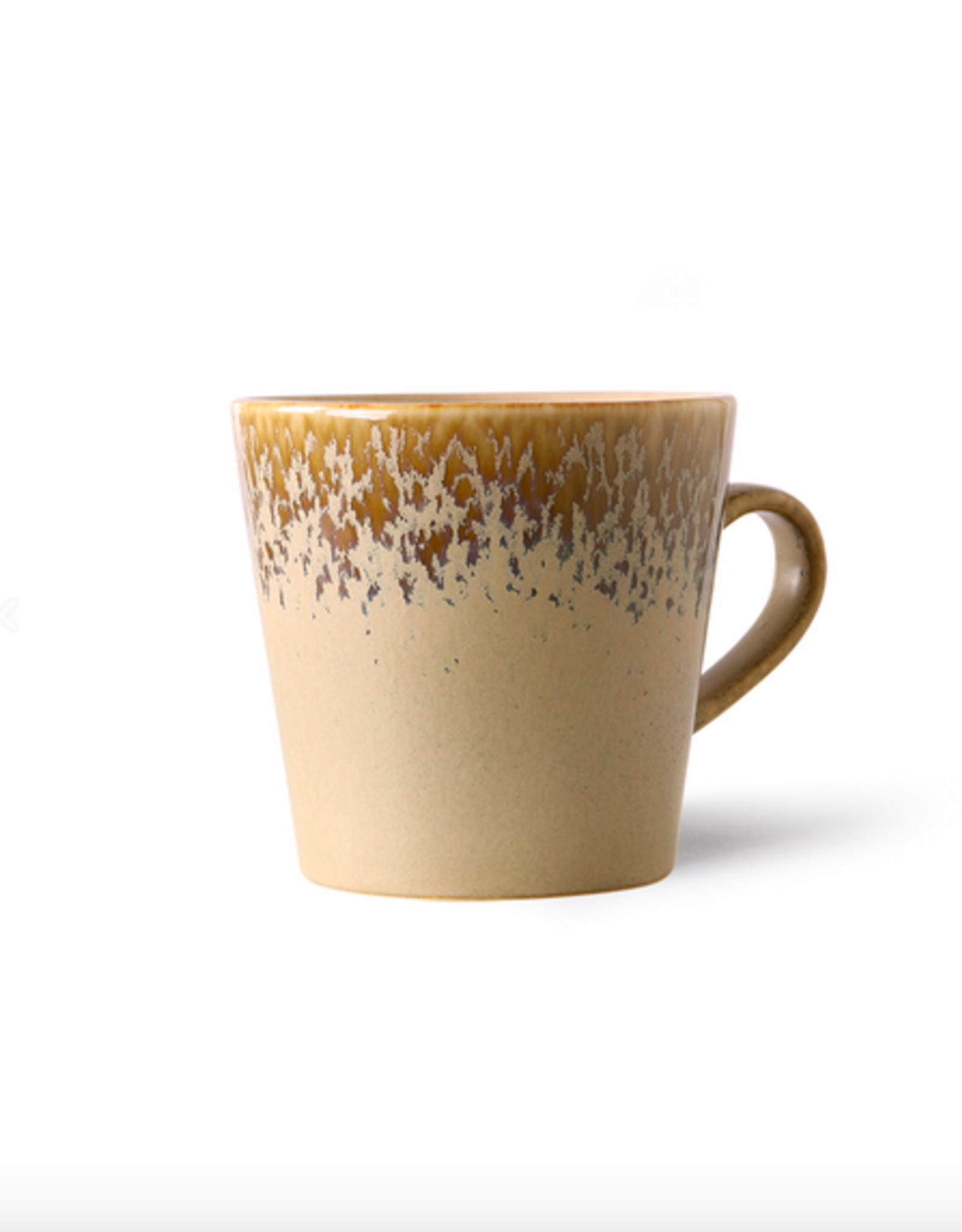 HK Living 70's americano mug bark