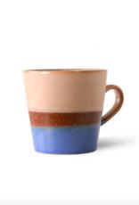 HK Living 70's americano mug sky