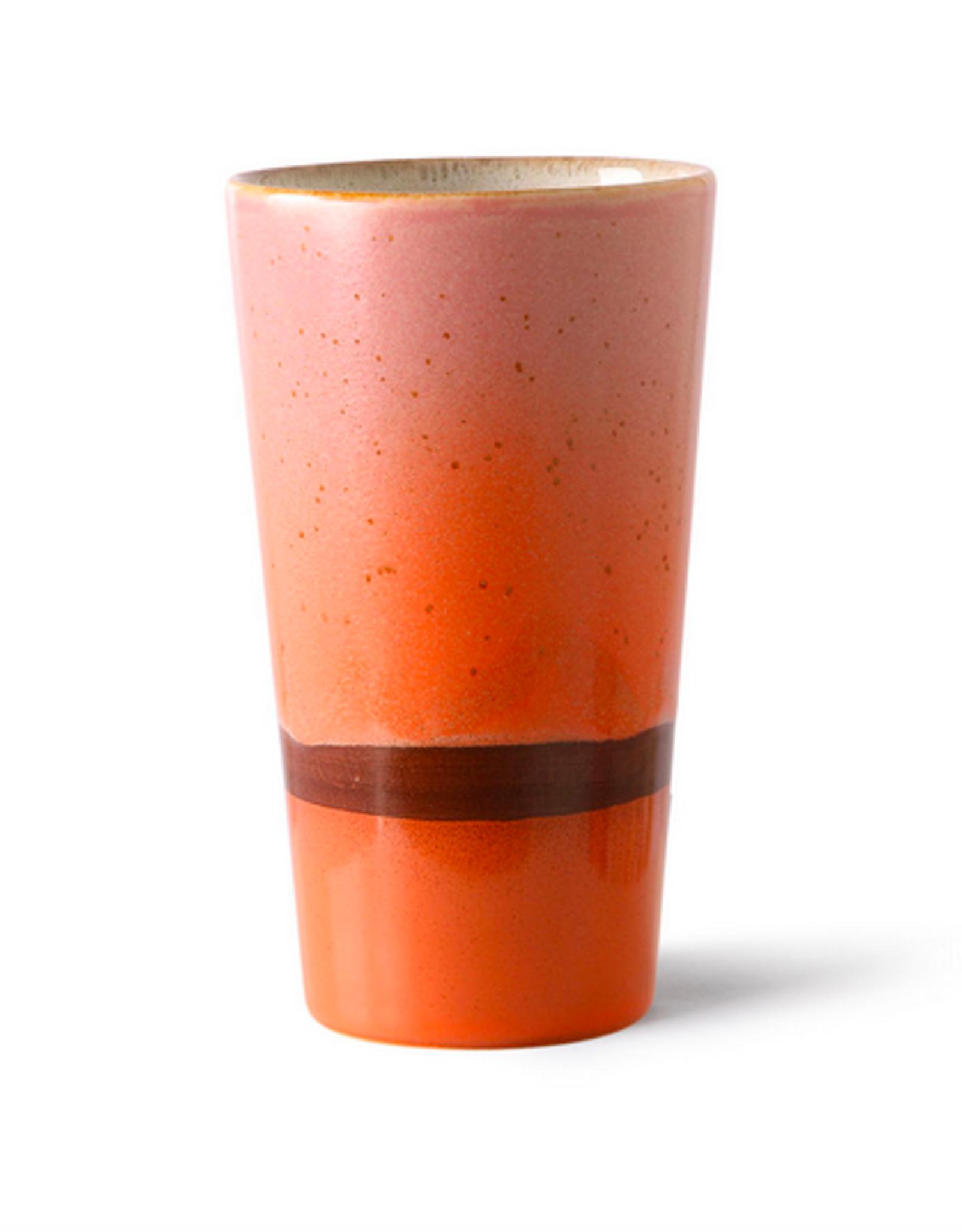 HK Living 70's latte mug mars