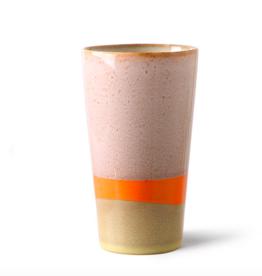 HK Living 70's latte mug saturn