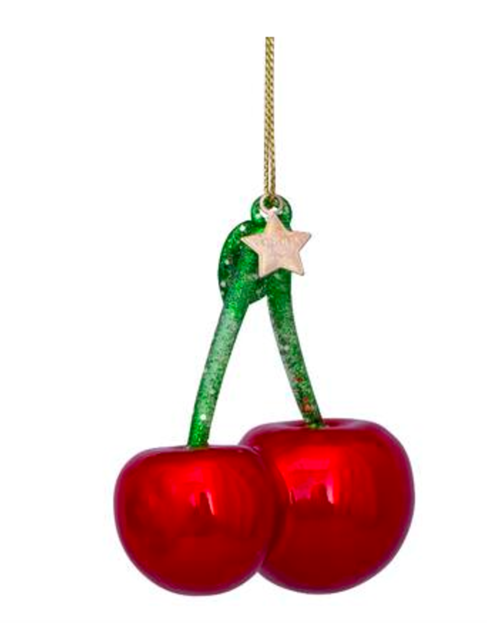 Vondels Cherry christmas ornament