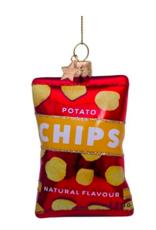 Vondels Chips christmas ornament