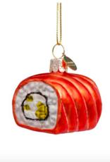 Vondels Sushi salmon christmas ornament