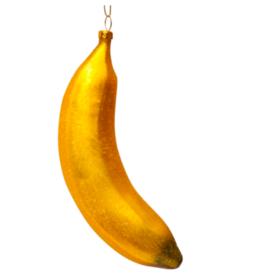 Vondels Banana christmas ornament