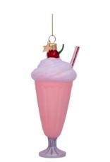 Vondels Milkshake christmas ornament