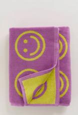 Baggu Bath towel Lemonade happy