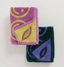 Baggu Hand towel set of 2 - happy mix