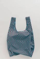 Baggu Reusable bag sky trippy checker