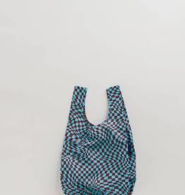 Baggu Baby reusable bag sky trippy checker