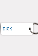 Various Keytags keytag - DICK