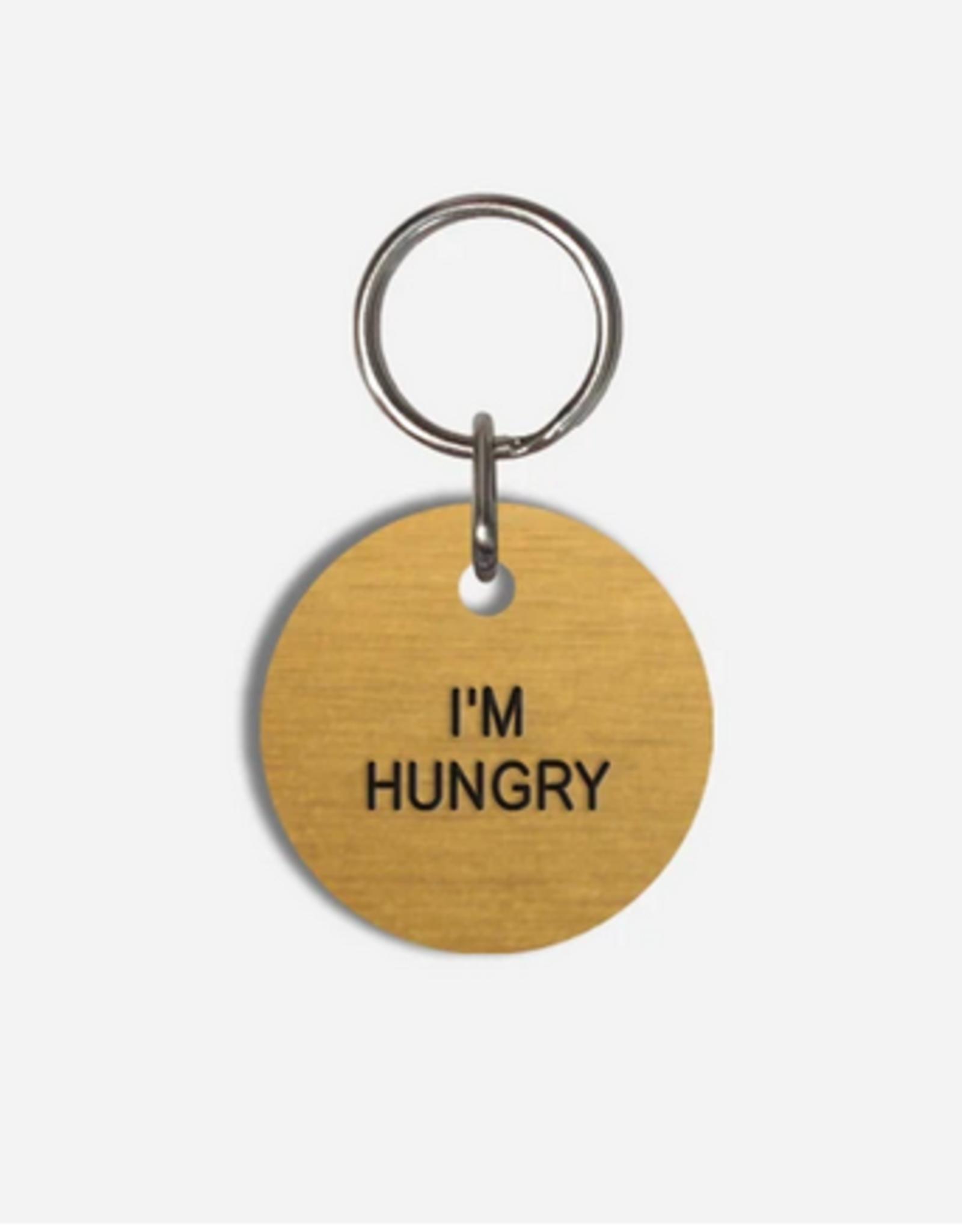 Various Keytags pet tag - I'M HUNGRY