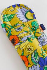 Baggu Puffy glasses sleeve wallpaper floral