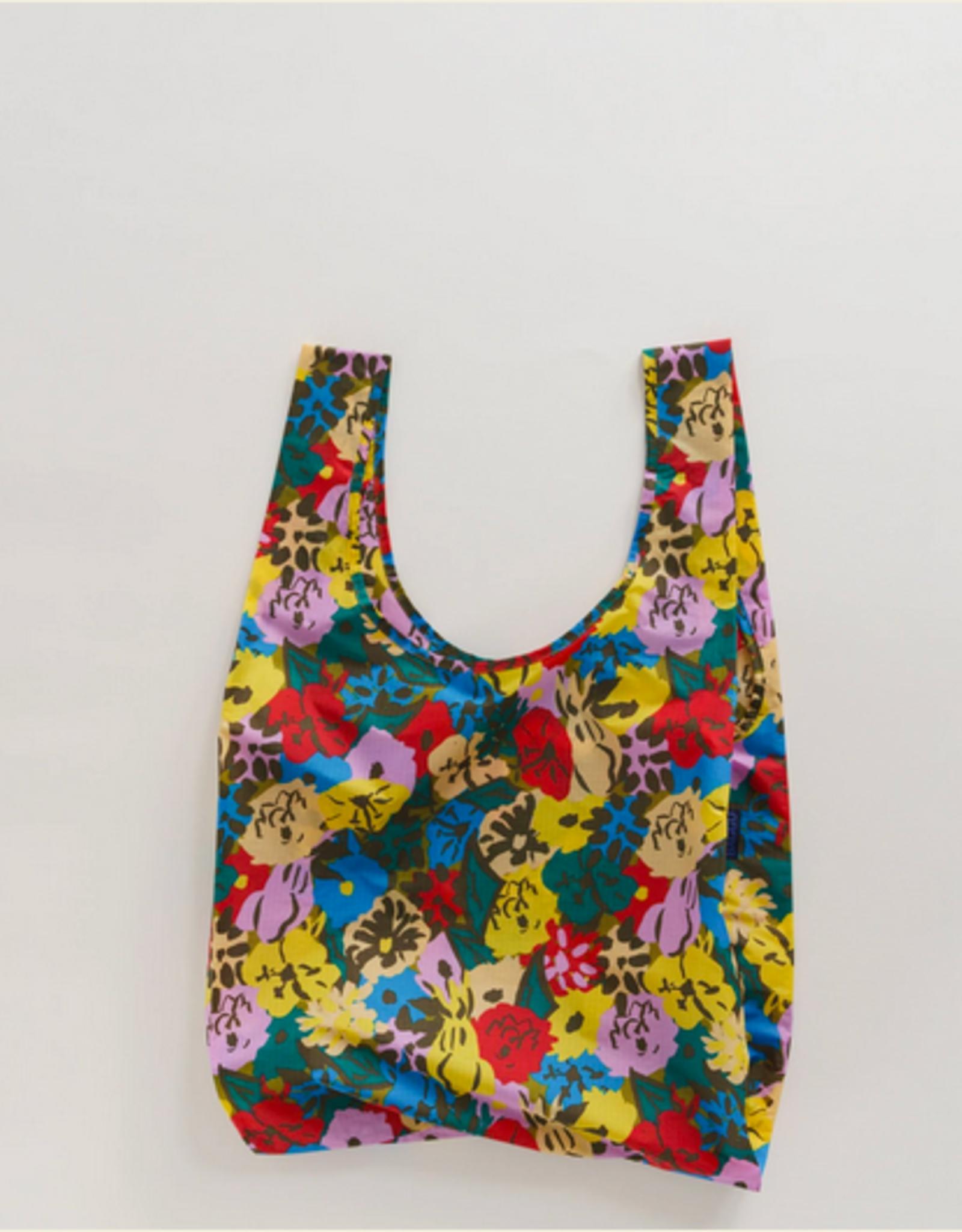Baggu Standard reusable bag scarf floral