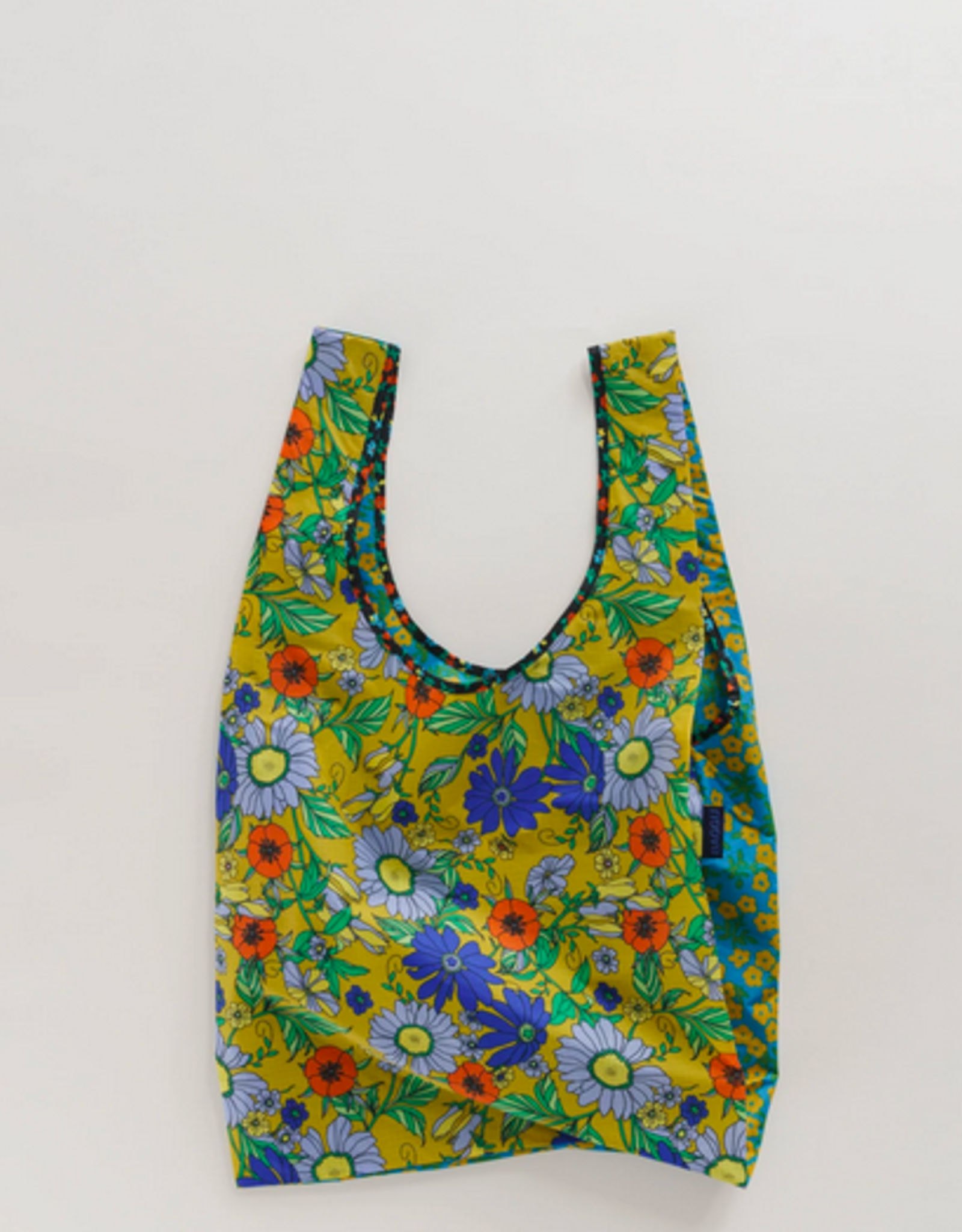 Baggu Standard reusable bag patchwork floral