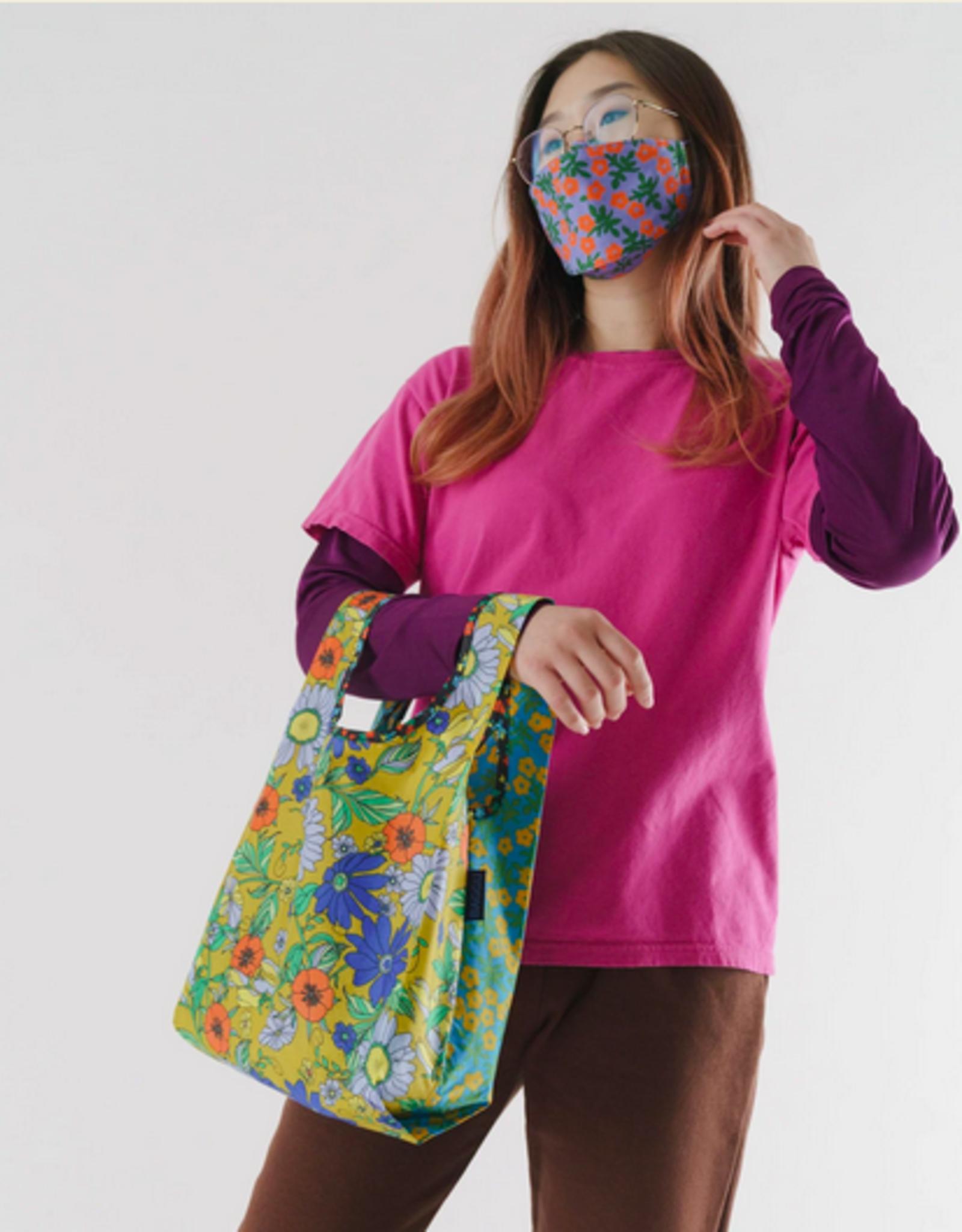 Baggu Baby reusable bag patchwork floral