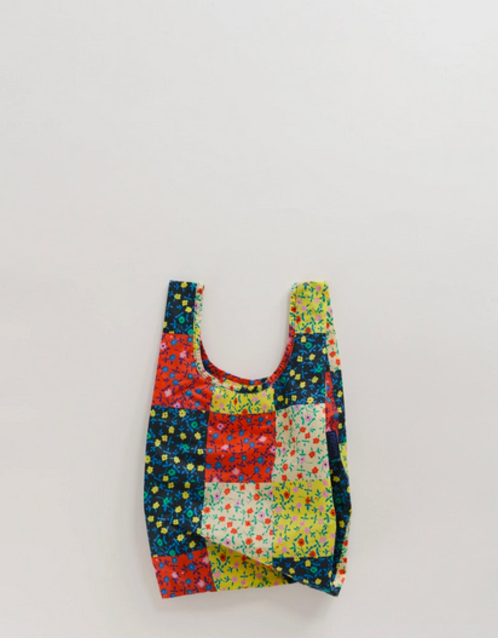Baggu Baby reusable bag calico block