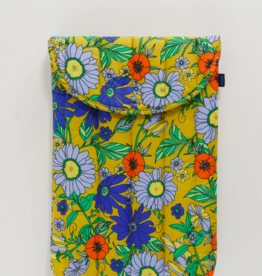 Baggu Puffy laptop sleeve wallpaper floral 16 inch