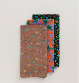 Baggu Reusable cloth set calico florals