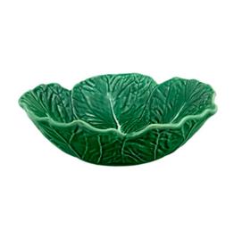 Bordalo Pinheiro Bowl 29cm cabbage