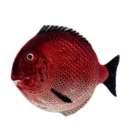 Bordalo Pinheiro Dinner plate 17,5cm fish