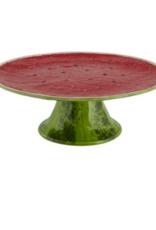 Bordalo Pinheiro Cake stand 21cm watermelon