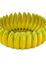 Bordalo Pinheiro Centerpiece 38cm banana