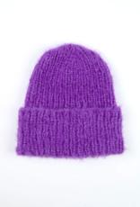 Karakoram Knitted hat lilac