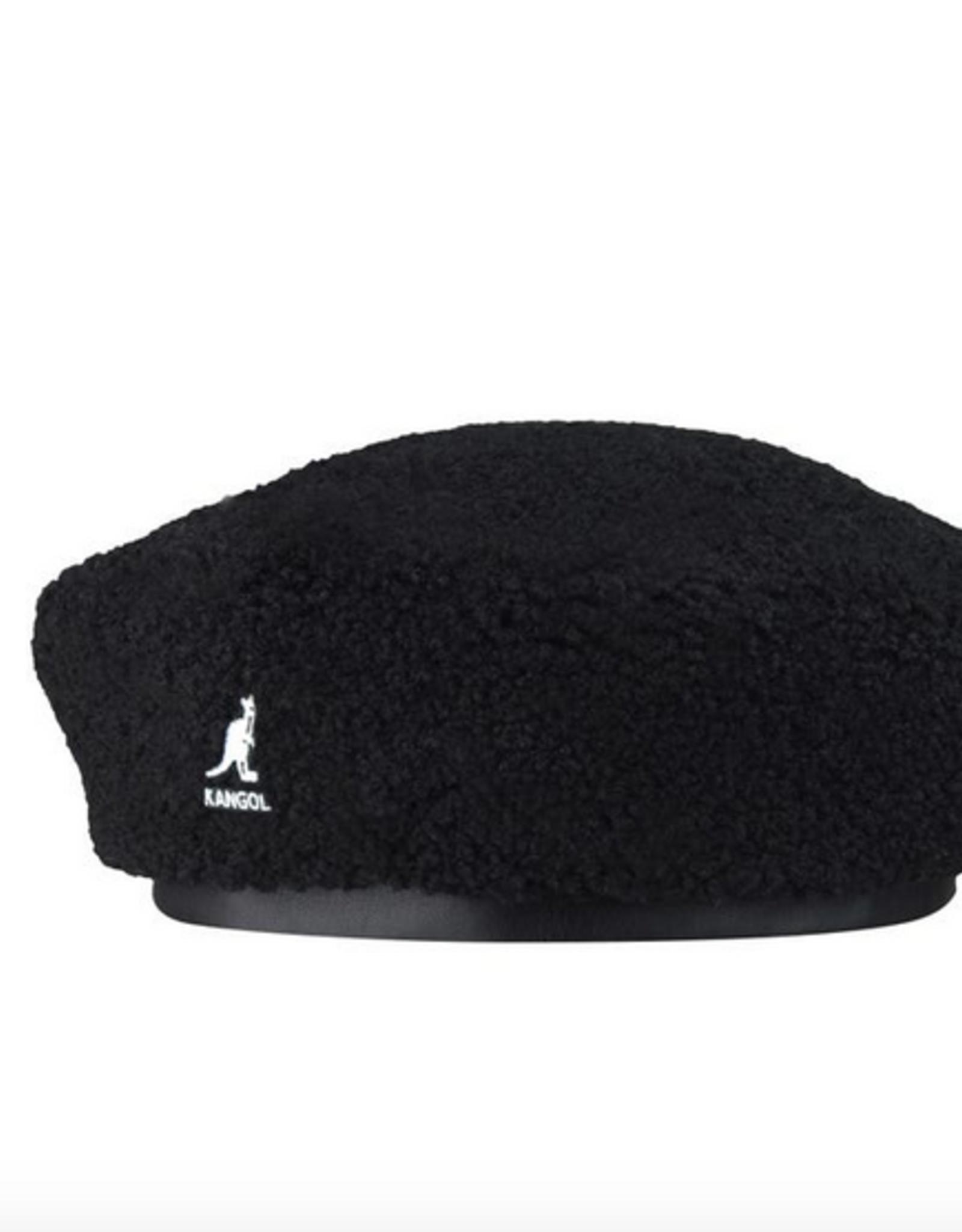 kangol Plush beret black S/M