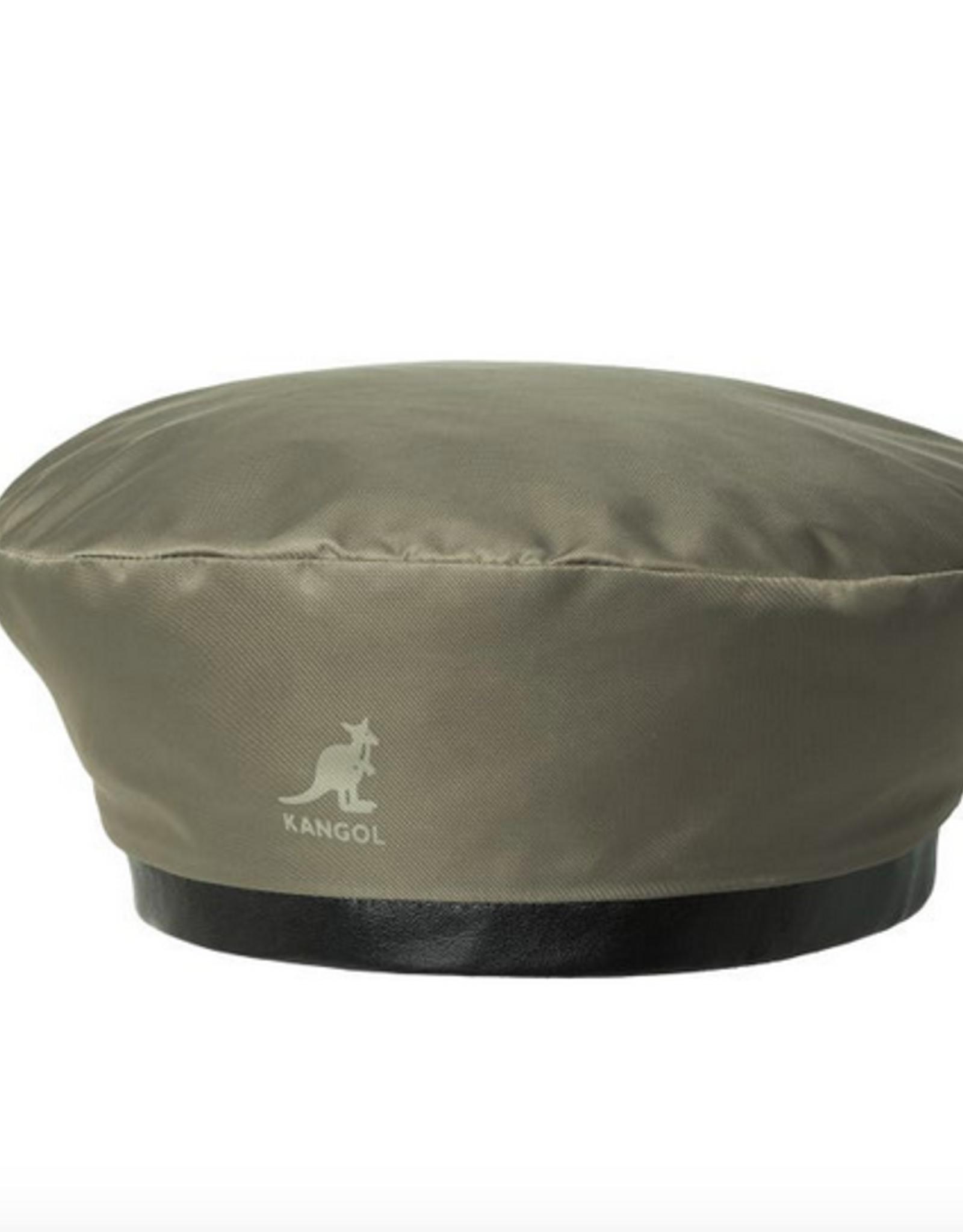 kangol Plush beret white S/M