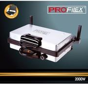 Profilex Profilex Tost & Multi Grill Apparaat RVS