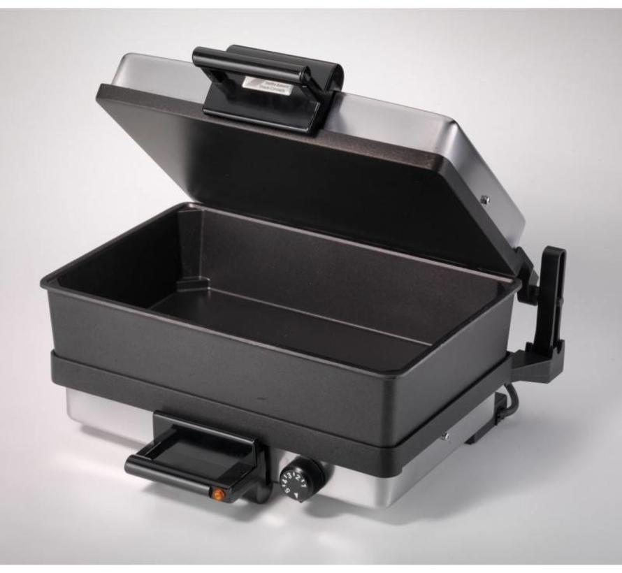 Silex Grill Apparaat RVS
