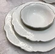 BRICARD PORCELAIN Bricard Porcelain Arras 6-Persoons | 25-Delig Serviesset