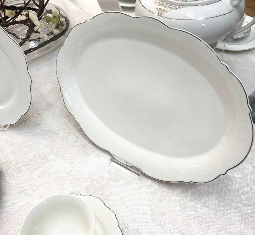 Bricard Porcelain Arras 6-Persoons | 25-Delig Serviesset
