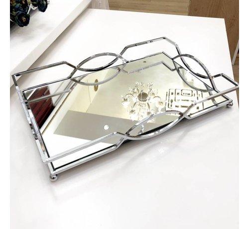 Fugurato miroir or