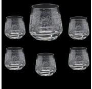 LAV LAV SARMASIK 6 DELIG DRINK GLAZENSET 95 cc