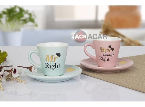 Acar ACR MR MRS ESPRESSOSET  4 DELIG