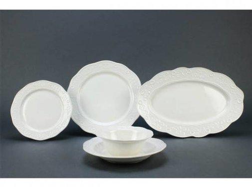 BRICARD PORCELAIN Bricard Porcelain Maubec 6-Persoons | 25-Delig Serviesset