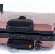 Roland Roland Exclusive Graniet Grill Apparaat RVS Rose