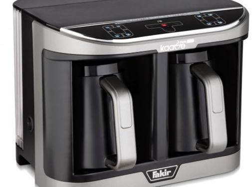 FAKIR Fakir Kaave Pro Dual Türk Kahve Makinesi Gri - Antrasit