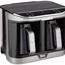 Fakir Kaave Pro Dual Koffiezet Apparaat Antraciet