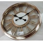 ROMA DUVAR SAATI GOLD 44 CM