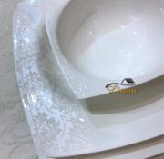BRICARD PORCELAIN Bricard Porcelain Menton 6-Persoons | 25-Delig Serviesset
