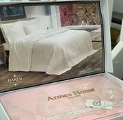 Armes Armes Home Harem Luxe Bedspreiset 6-Delig Pudra