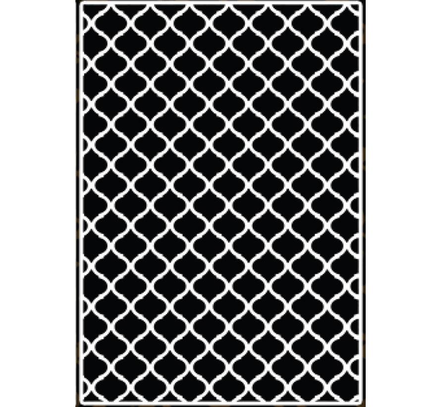 ROLAND WASBARE TAPIJT 3003 Black & White